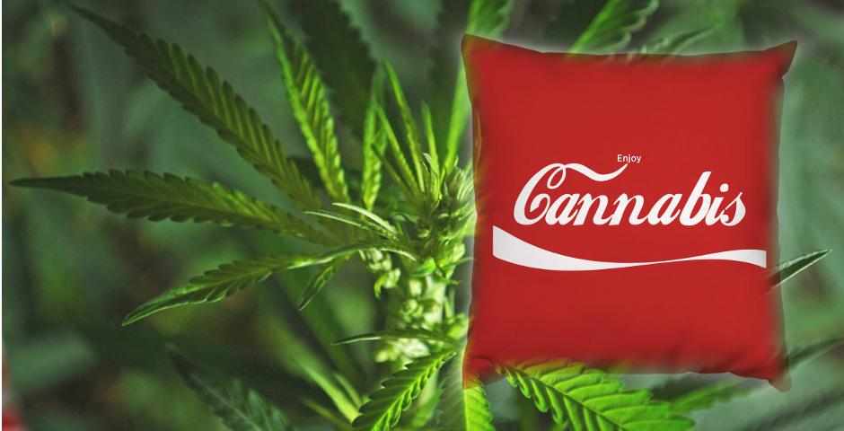 Αποτέλεσμα εικόνας για cannabis coca cola